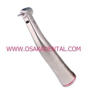 OSAKA Dental Fiber Optic Dental 1:5 Handpiece Dental Electric Motor Contra Angle