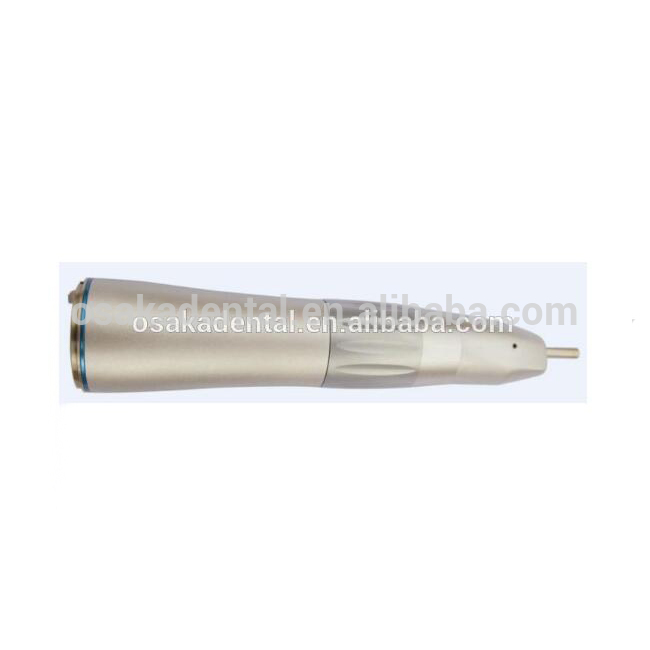 New Dental 6 hole Fiber optic straight handpiece with good quality