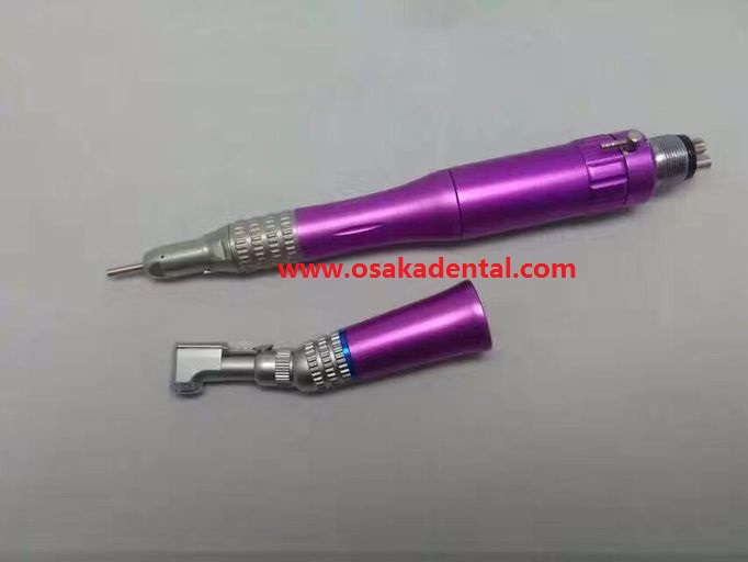 Dental Colorful Low speed handpiece set