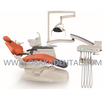 OSA-208E High quality Dental Unit/ dental chair with Nine Programs Control System