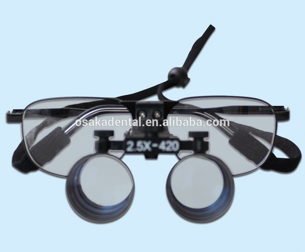 2.5X/3.5X Magnifying Glass Surgical Dental Loupes / Dental Loup