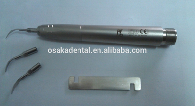 Hot Sale Dental Air scaler with G1 G2 G3 Tips 2 / 4 holes