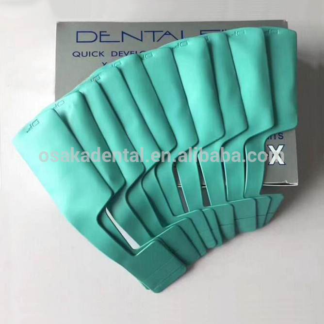 Imported Dental Material Fast Developing X Ray Films For Adult 50pcs Packing