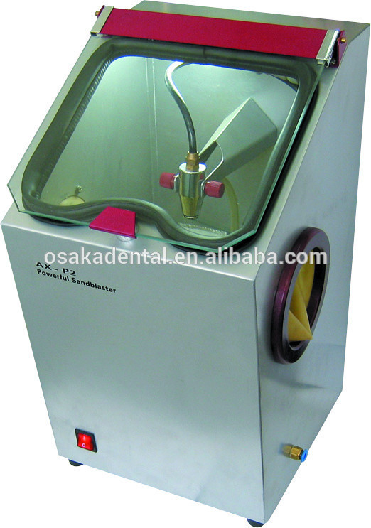 dental Recyclable Sandblaster Supply hot sale Dental lab Equipment