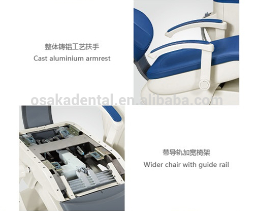 Hot Sale Excellent Dental Chair / Dental Unit