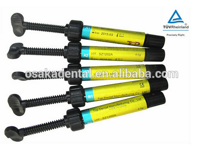 For All Purpose Light-curing Composite resin/Dental Composite Resin /Composite Flowable With CE