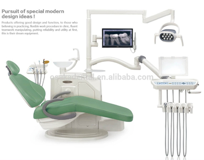 2018 New Design Best Quality Dental Chair / Dental Unit with CE