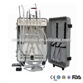 Luxurious type portable dental unit with CE,FDA approved