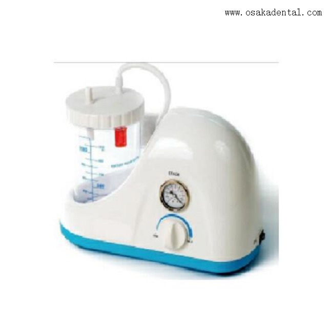 Portable dental suction unit 1000ml