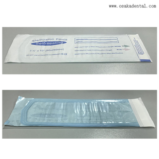Self-sealing Sterilization Pouch 90*260mm