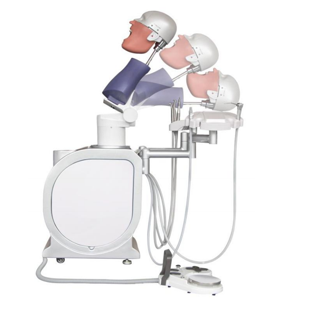Dental Simulation Training And Practice System