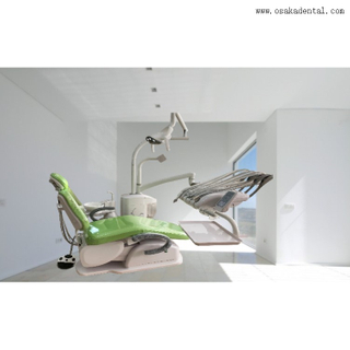 Dental Chair with Top Mounted And High Elegant Chair