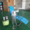 Portable Dental Chair Unit with Compressor