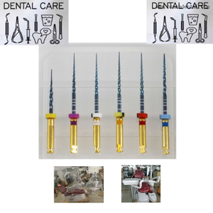 Endodontic File Osakadent Packing Dental Heat Activation Blue Niti Rotary File Machine Use