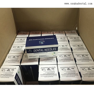 Disposable Dental Needle 27G&30G