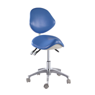 Saddle Dental Dentist Stool for Dental Chair