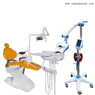 Dental Chair with Whitening Machine