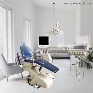 Dental chair with Oral camera with 17 inches Monitor