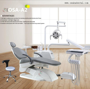 High Performance Integral Dental Chair Unit