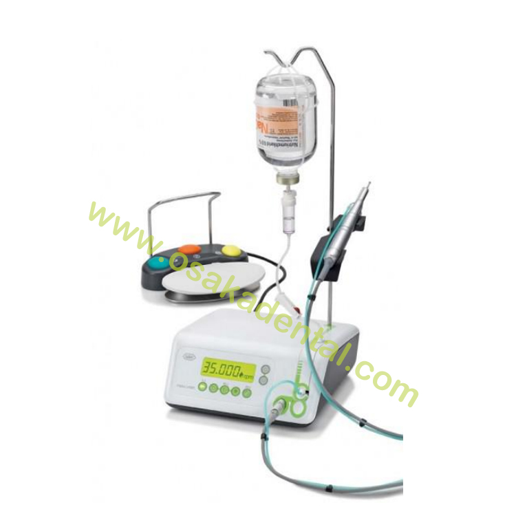 Dental Implant surgical machine with LED