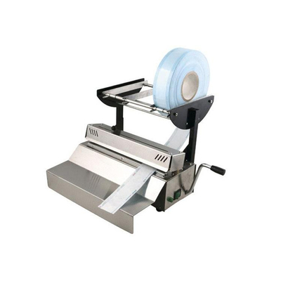Dental metal shell with A quality heater sealing machine
